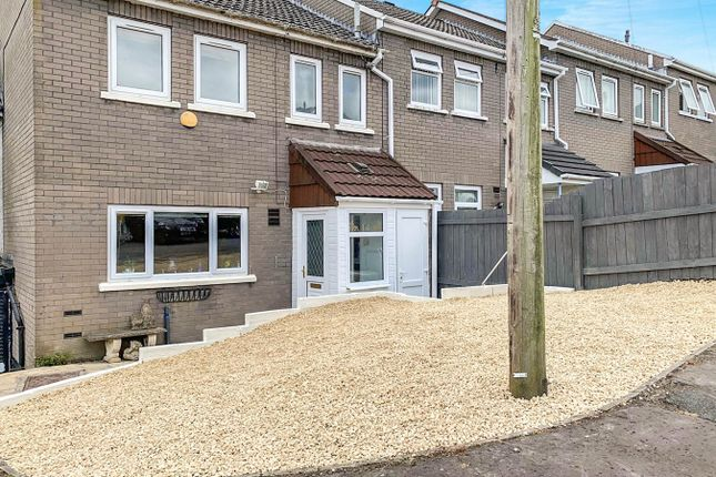 Thumbnail Terraced house for sale in Edwards Court, Ebbw Vale