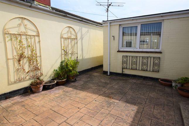 Courtyard of Grenville Road, Pevensey Bay BN24