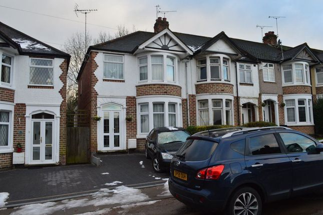 Thumbnail Terraced house to rent in Ashington Grove, Whitley, Coventry