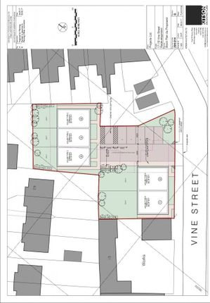 Thumbnail Land for sale in Vine Street, Hazel Grove, Stockport