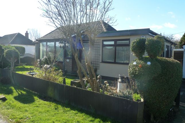 Thumbnail Detached bungalow for sale in Grift Bank, Mablethorpe