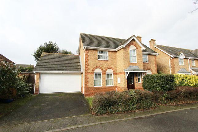Thumbnail Detached house for sale in Devoke Close, Huntingdon