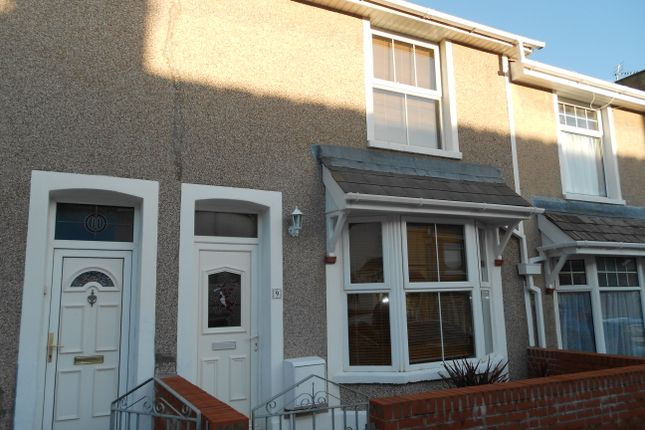 Thumbnail Terraced house to rent in George Street, Porthcawl