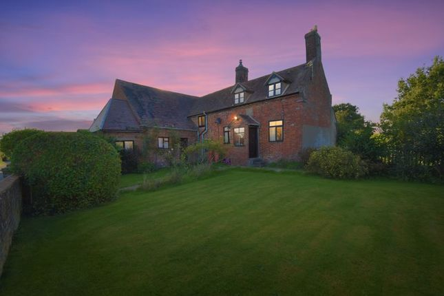 Thumbnail Detached house for sale in Malt House Farm, Tern Lane, Longdon-Upon-Tern, Telford