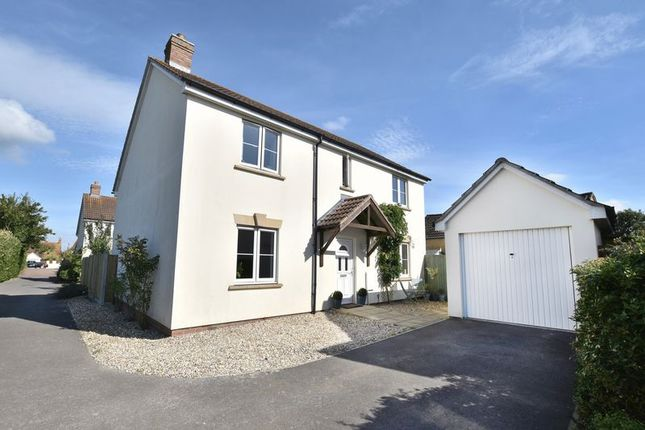 Thumbnail Detached house for sale in Threadneedle Close, Kingsbury Episcopi