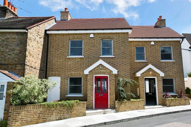 Thumbnail Terraced house for sale in Stanley Road, East Sheen