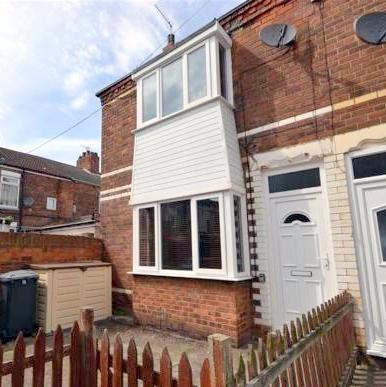 Ashdene Villas, Brecon Street, Hull, North Humberside HU8
