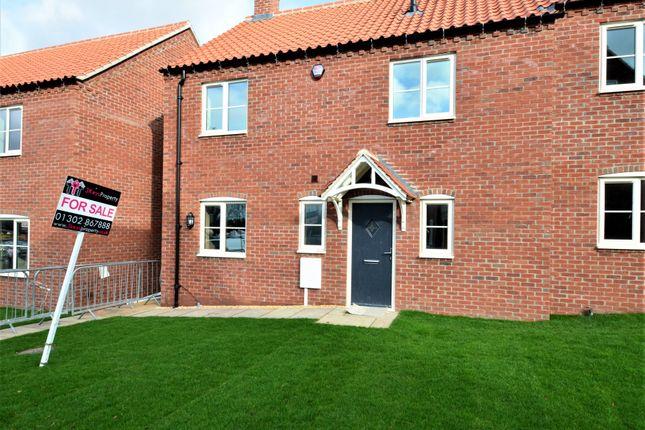 Thumbnail Semi-detached house for sale in Plot 3 Wesleyan Court, Chapel Lane, Everton