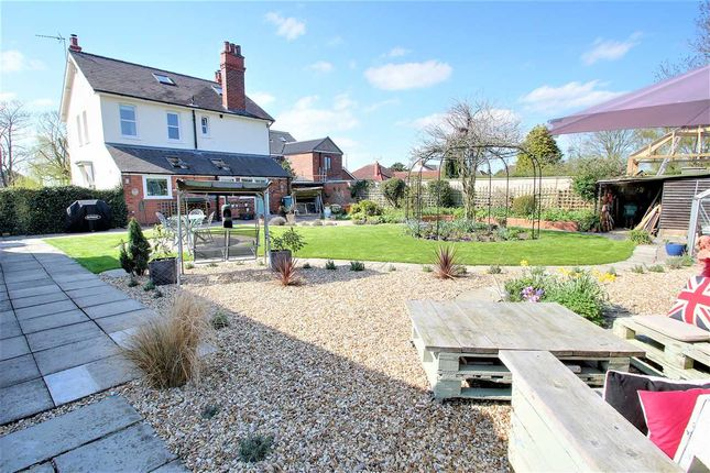 Thumbnail Detached house for sale in Laureldene, Brant Road, Waddington, Waddington, Lincoln
