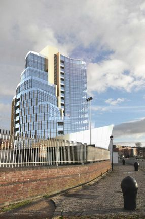 Thumbnail Flat for sale in Columbus Quay, Riverside Drive, Liverpool