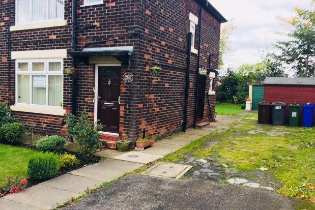 Thumbnail Semi-detached house to rent in Edward Street, Denton, Manchester