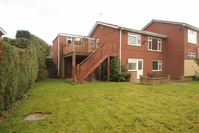 Thumbnail Detached house to rent in Perry Road, Rhewl, Gobowen, Oswestry