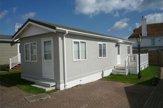 2 bed mobile/park home for sale in Blue Dolphin Park, Reculver, Herne Bay, Kent CT6