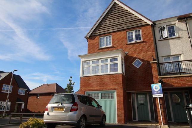 Thumbnail Property to rent in Great Clover Leaze, Bristol