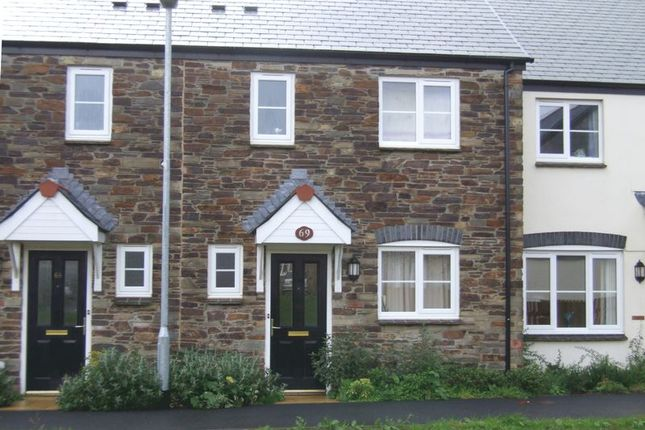 Thumbnail Semi-detached house to rent in Treclago View, Camelford