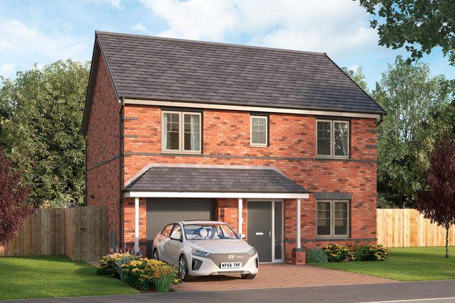 4 bed property for sale in Highfield Villas, Doncaster Road, Costhorpe, Worksop S81
