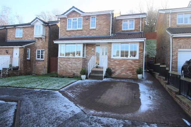 Thumbnail Detached house for sale in Merino Road, Greenock