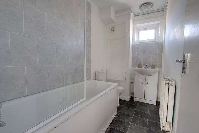 Bathroom of Claremont Street, Plymouth PL1
