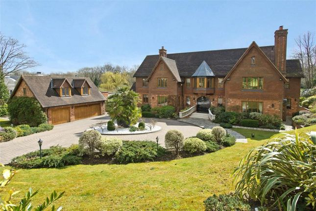 Thumbnail Detached house for sale in Birds Hill Drive, Oxshott, Surrey