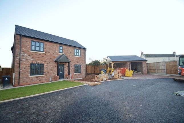 Thumbnail Detached house for sale in Five Acres, Coleford, Gloucestershire