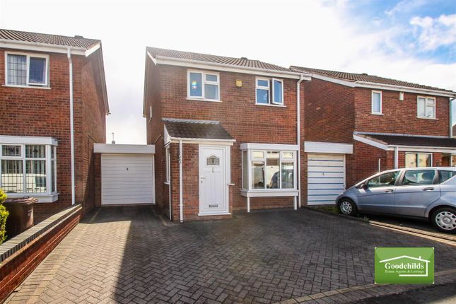 Thumbnail Link-detached house for sale in Chapel Street, Brownhills
