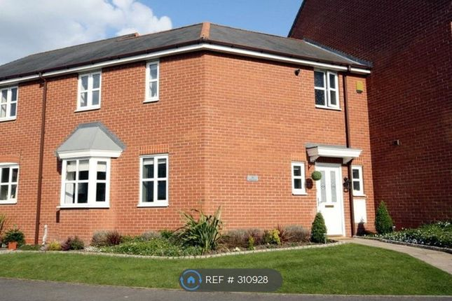 Thumbnail Terraced house to rent in Parklands Drive, Weston, Crewe
