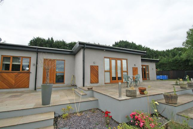 Thumbnail Detached bungalow for sale in Westwood Lane, Normandy, Guildford