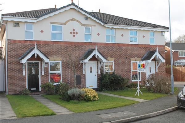 Thumbnail Mews house to rent in Hilbre Drive, Ellesmere Port