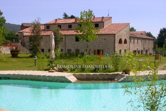 1 bed block of flats for sale in Cortona, Tuscany, Italy