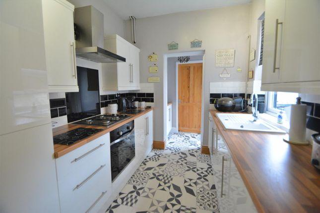Kitchen of Mitchell Street, Long Eaton, Nottingham NG10