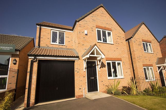"""Thumbnail Detached house for sale in """"The Roseberry"""" at Ward Road, Clipstone Village, Mansfield"""