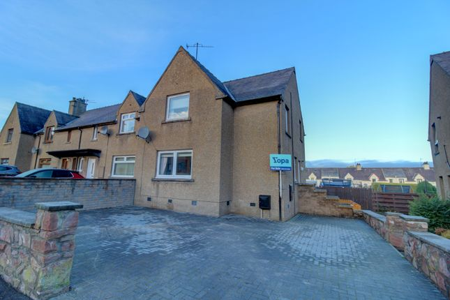 3 bed end terrace house for sale in Dunarn Terrace, Newtyle, Blairgowrie PH12