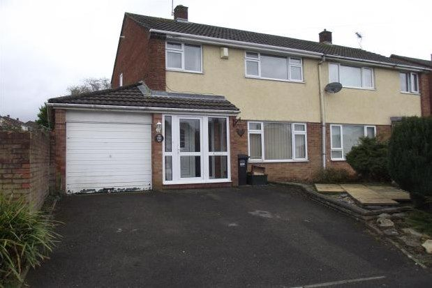 Thumbnail Property to rent in Portishead, Bristol