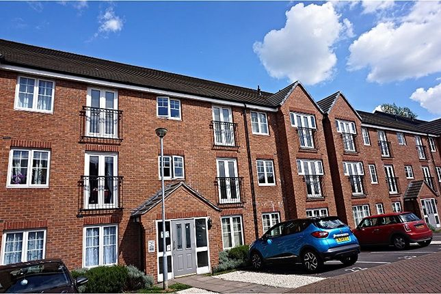 Thumbnail Flat for sale in Westley Court, West Bromwich