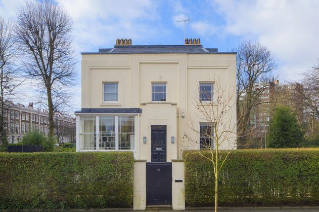 Thumbnail Detached house for sale in St Johns Wood Park, St Johns Wood, London