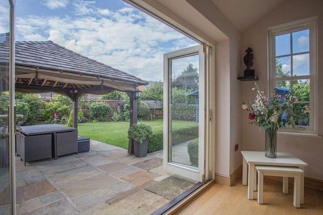 Garden Room of Crawford House, Thorpe Road, Peterborough, Cambridgeshire. PE3