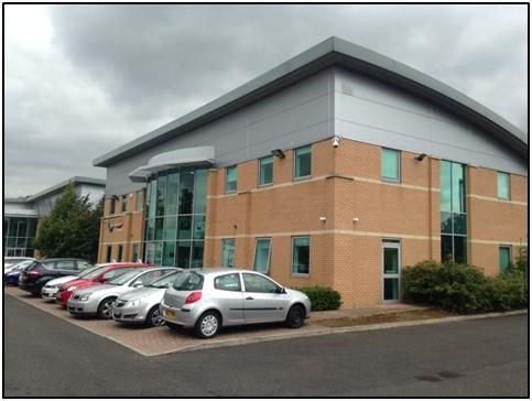 Office to let in Carolina Court, Doncaster