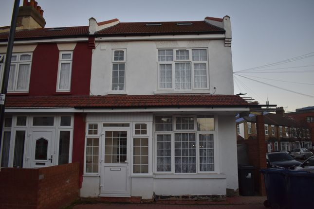 Thumbnail End terrace house to rent in Endsleigh Road, Southall