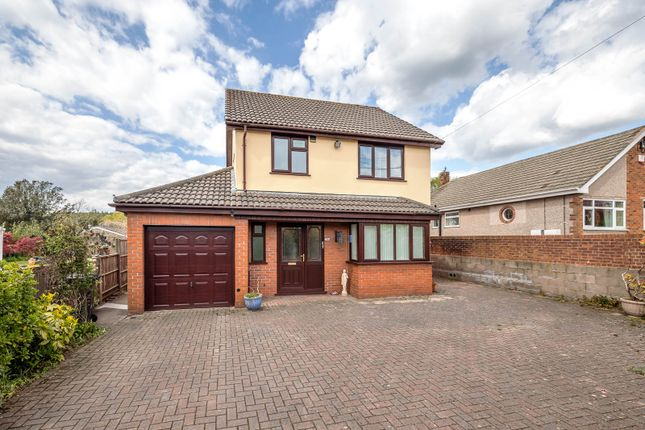 Thumbnail Detached house for sale in Allaston Road, Lydney