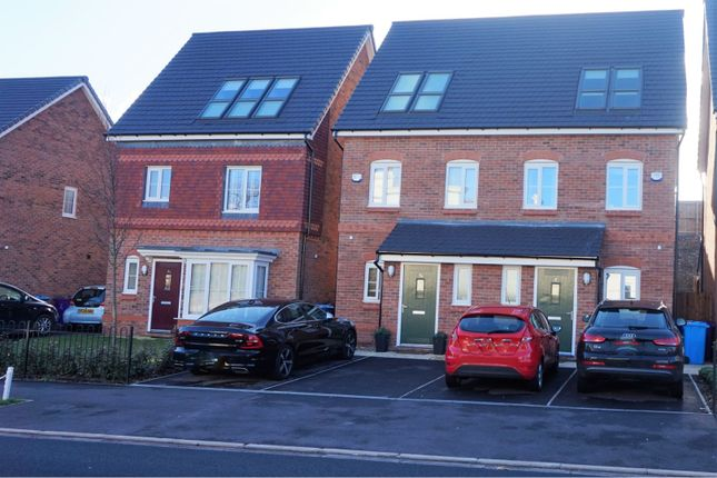 Thumbnail Semi-detached house for sale in Gateacre, Liverpool