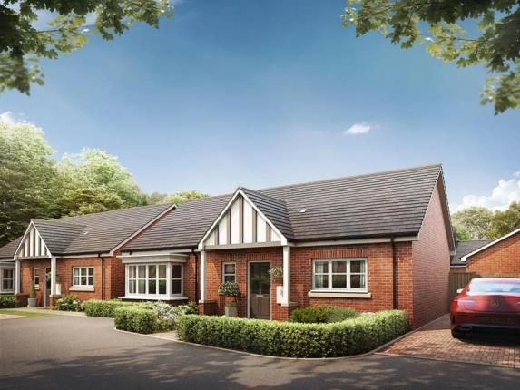 Thumbnail Property for sale in Farnham House & Mill Gardens, Loughborough Road, Quorn, Leicestershire
