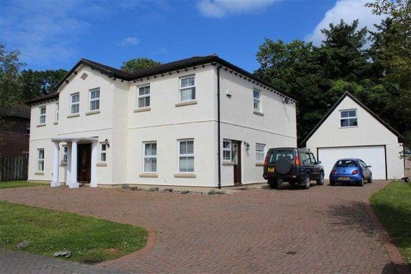 Thumbnail Detached house to rent in Glen Darragh Gardens, Glen Darragh Road, Glen Vine, Isle Of Man