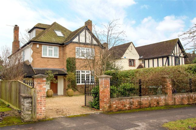 Thumbnail Detached house for sale in Blandford Avenue, Oxford