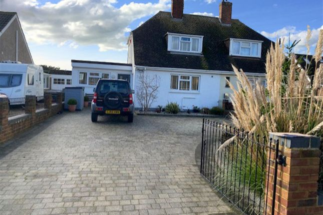 Thumbnail Semi-detached house for sale in Hythe, Kent