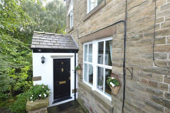 Thumbnail End terrace house for sale in Coronation Buildings, Bollington, Macclesfield, Cheshire
