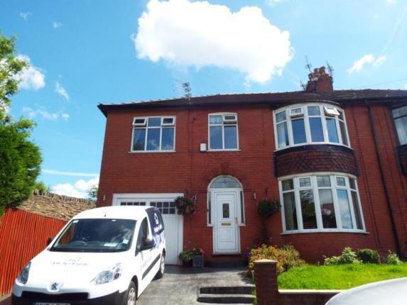 Thumbnail Semi-detached house for sale in Sunnyside Grove, Ashton-Under-Lyne, Greater Manchester