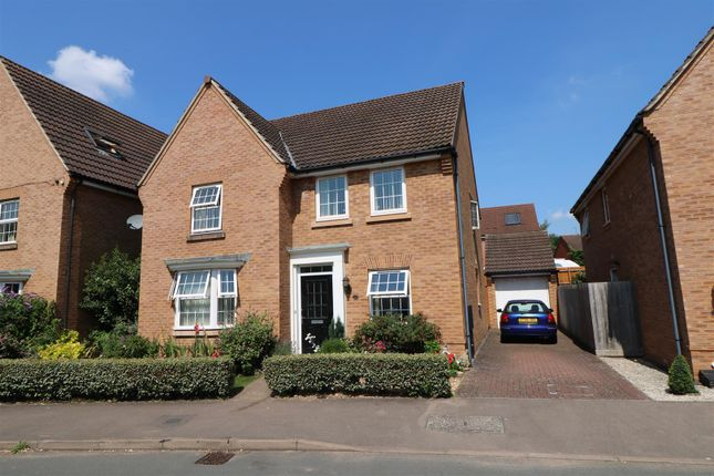 4 bed detached house for sale in Meek Road, Newent GL18