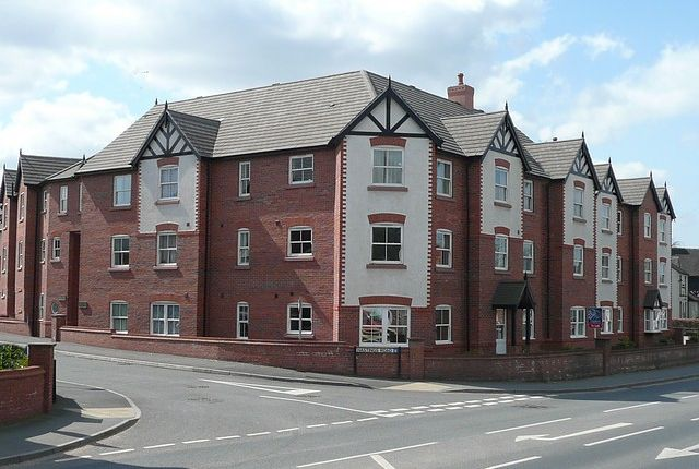 Thumbnail Flat to rent in The Gatehouse, Hastings Road, Nantwich
