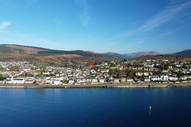 Thumbnail Flat for sale in Upper Milton Lodge, Dhailling Road, Dunoon