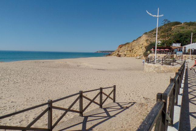 Salema Beach of Budens, Vila Do Bispo, Portugal